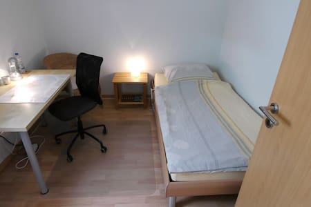 Zimmer in Darmstadt-Eberstadt (1) - Darmstadt - Casa