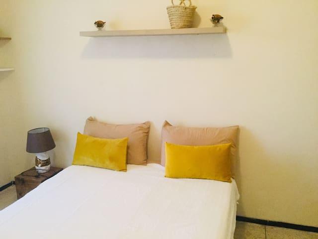 chambre agréable :Gueliz proche de gare  &aéroport