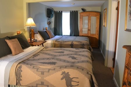 Crow's Corner - Two queen beds - Cornwall - Bed & Breakfast