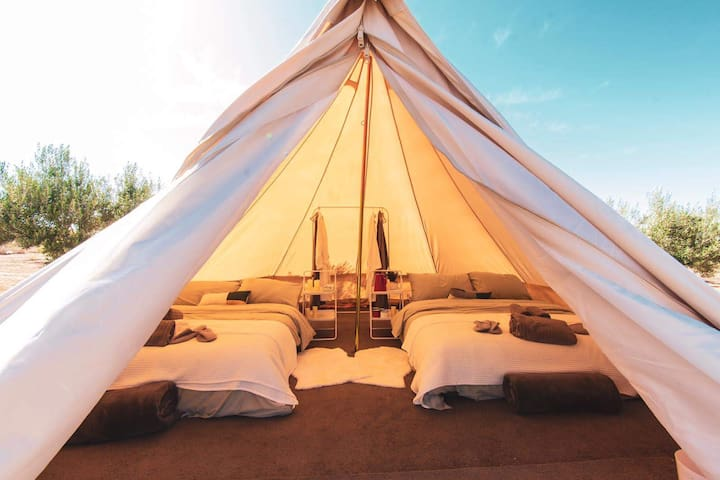 Glamping Doble Lumi Valle de Guadalupe