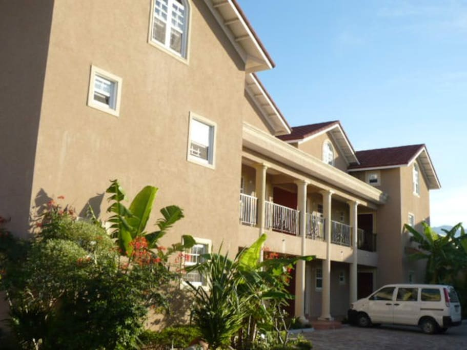 Apartments In New Kingston Jamaica