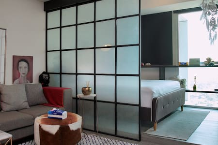 Edgy Apartment Located in Kemang Village