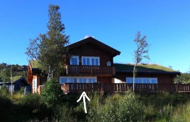 Doppelhüttenhälfte – Doble Hytter halv – Panorama