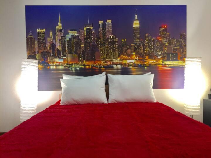 Apartment Manhattan-Centre
