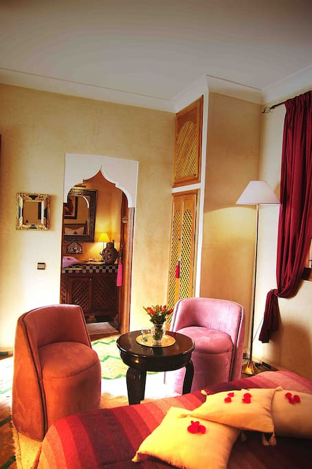 Fig Room - Riad Marrakesh