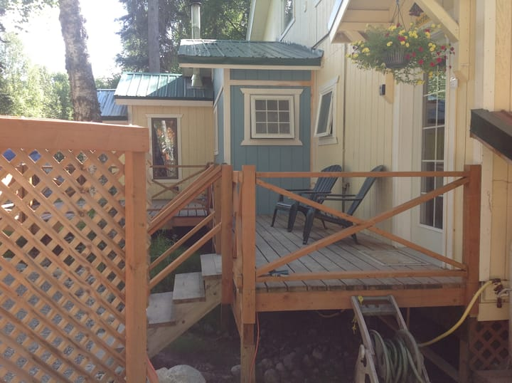 Talkeetna Eastside Cabins Nook-20%discount M-Thrs