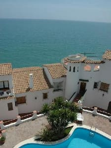 APARTMENT WITH BEAUTIFUL SEA VIEWS - Sitges - Wohnung