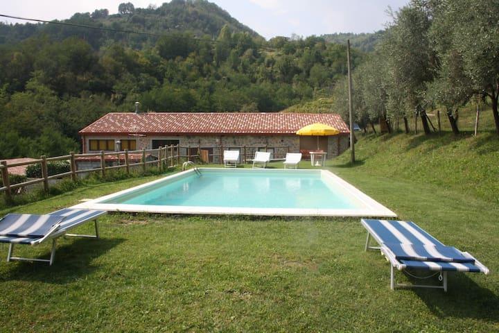 casa vacanze in Garfagnana