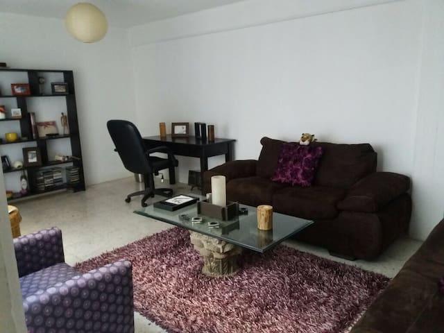 Lindo y cómodo departamento ubicado en Providencia
