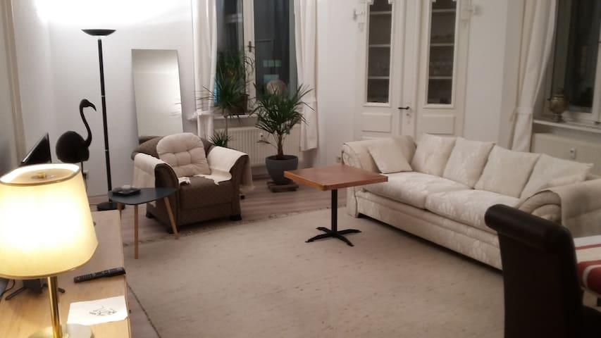 Wohnung im historischen Altbau