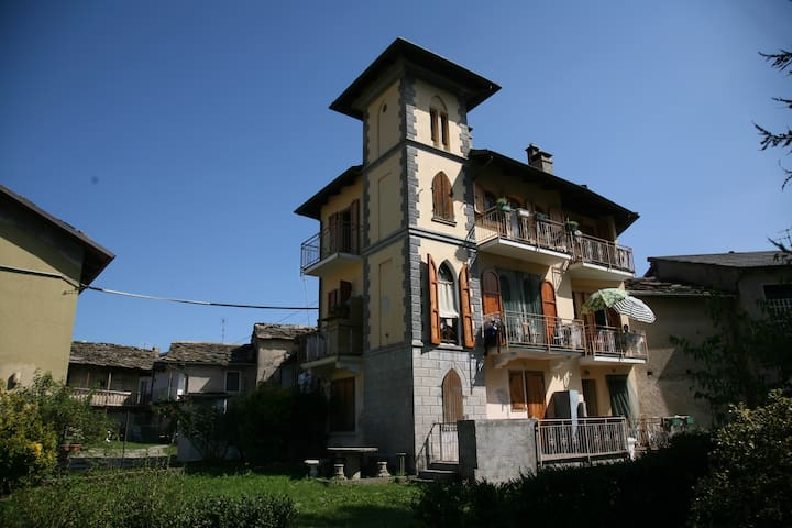 Appartamento in villa - Coazze