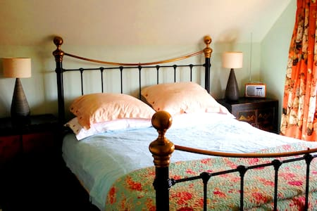 Country cottage, airport 10mins, parking+transfers - Winford - Bed & Breakfast