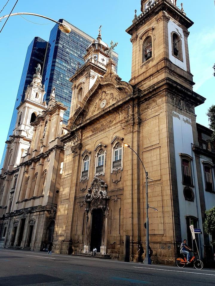 Igreja Terceira da Ordem do Carmo