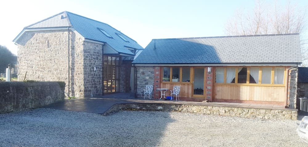 Chapel Barn - Barnstaple - Casa