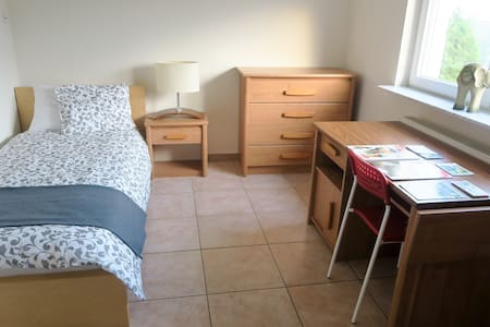 Cosy Room in a Quiet Area - Leudelange