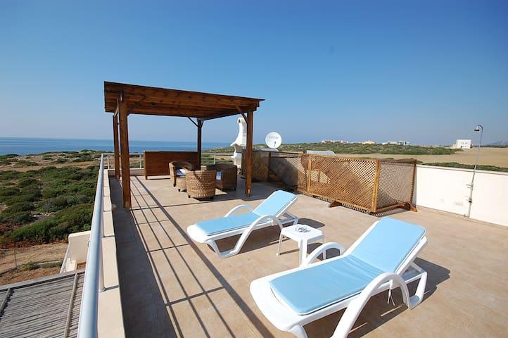 Sea Front Penthouse in TATLISU, North Cyprus