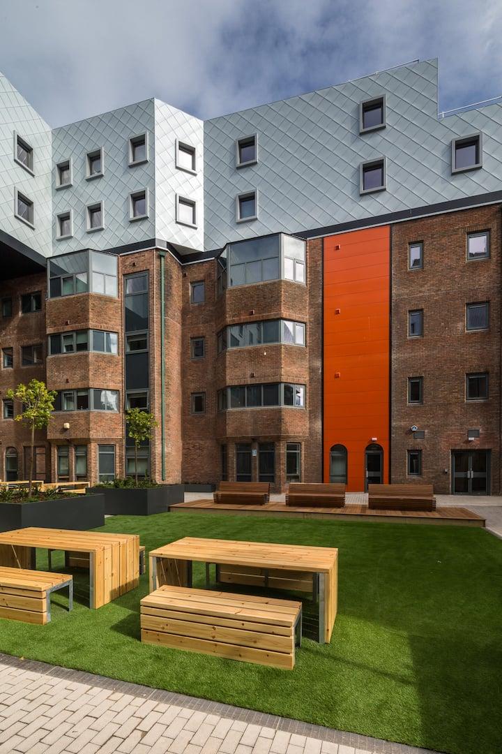 Firstclass Standard 2-Bed Apartment, Fitzalan Road
