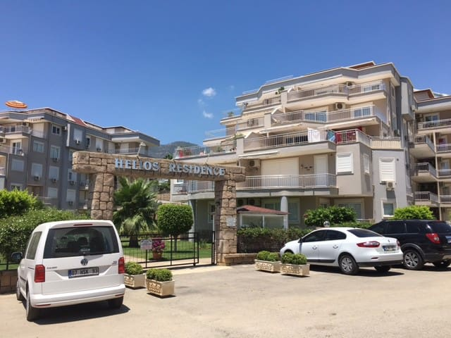 Ferienwohnung Alanya/ holiday apartment - Cikcilli Belediyesi - Apartmen