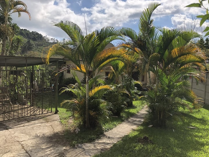 Tico house perfect for families or groups
