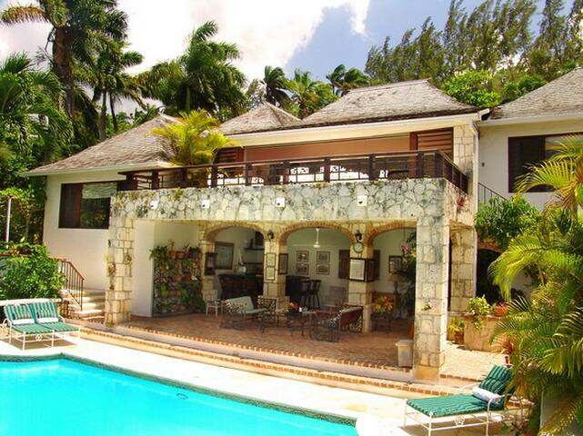 Fairwinds a Luxury Villa at Tryall Club