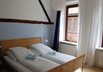 lovely room in historical house - Lüneburg - Bed & Breakfast