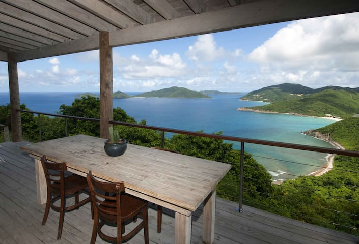 Private Villa, HotTub,Amazing Views - Tortola - House