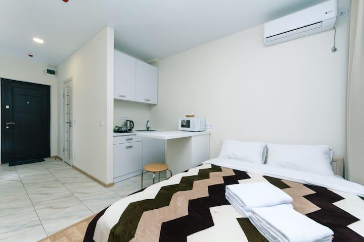 Смарт-апартаменты