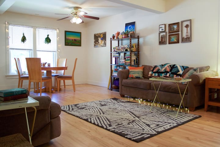 Cozy & Eclectic Willy St. Location - Madison - Apartemen