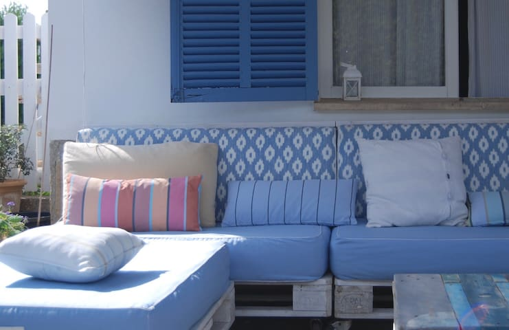 Casa amb encant a Sa Ràpita. Parc Natural Es Trenc