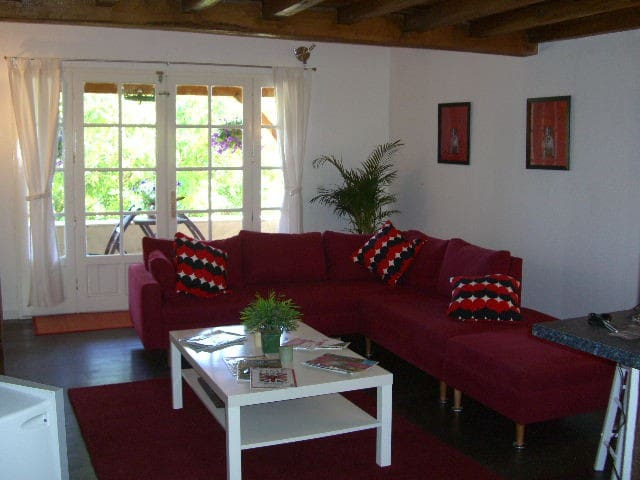 Gite and B&B rooms in Beautiful Lot Region - Duravel - 公寓