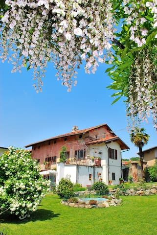 Bed & Breakfast Le Lune - Roppolo - Bed & Breakfast