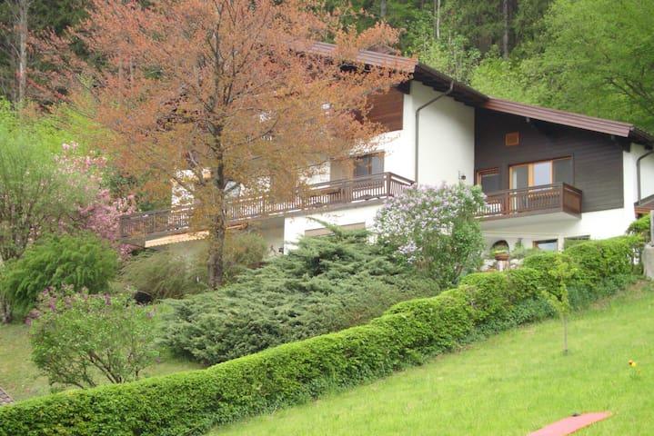 Haus in Sonnenlage,Großer Balkon - Golling an der Salzach - House