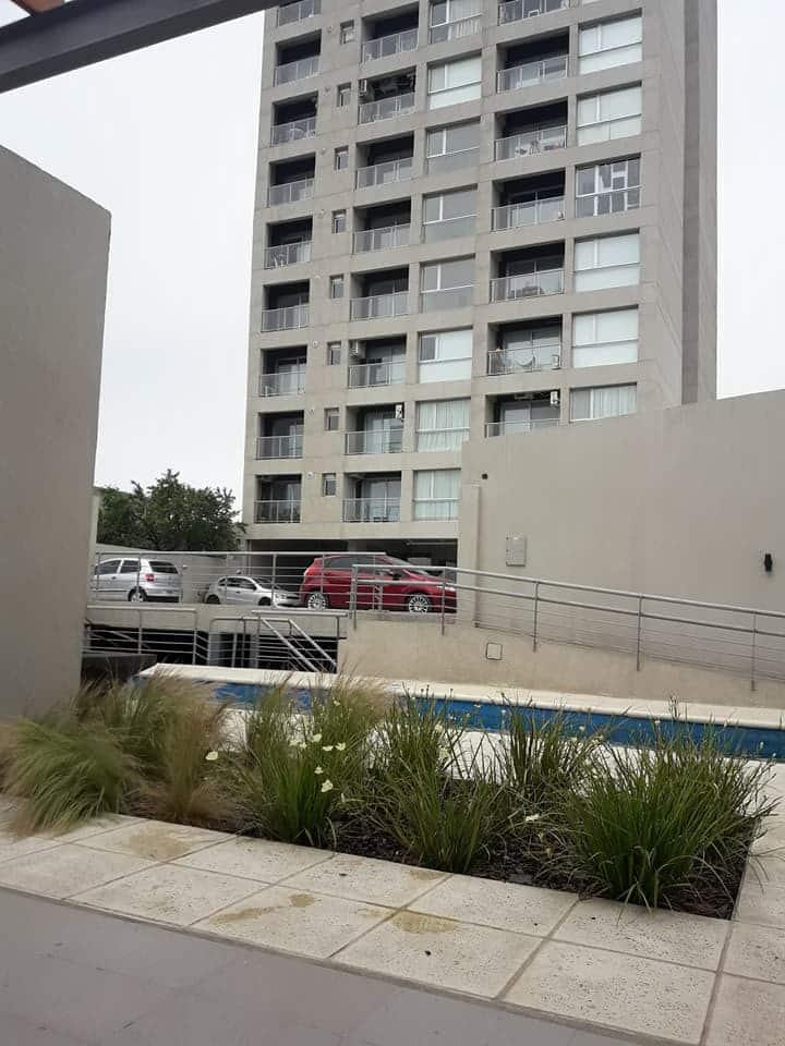 Moderno Departamento con piscina