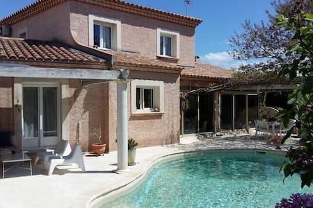 Belles chambres rénovées - Castelnau-le-Lez - Rumah