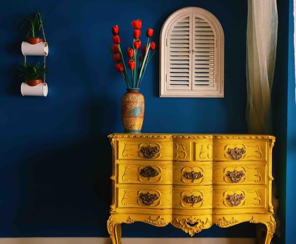 Master Bedroom - The Ocean Room