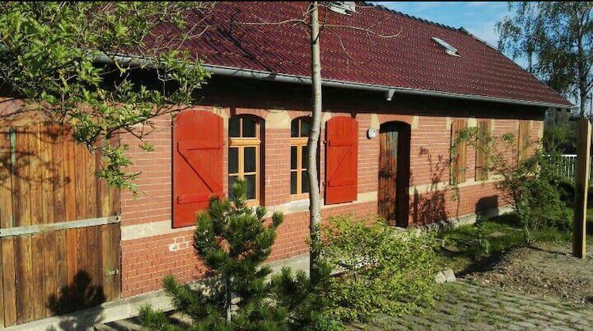 Die etwas andere Unterkunft - Naumburg (Saale) - House