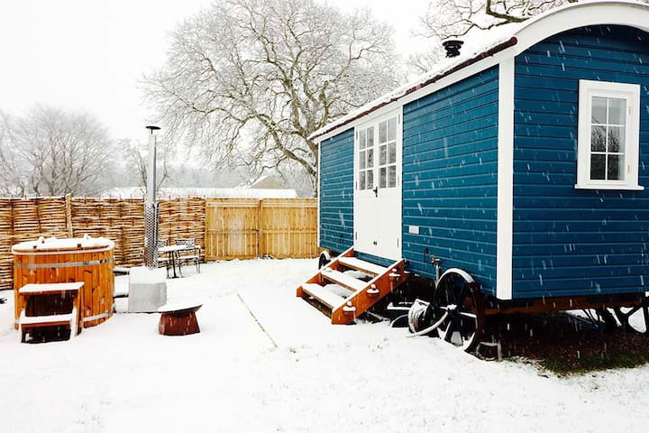 Waingates Farm Huts - Roecliffe EDDERO