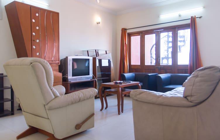 Super Luxurious  Sea view Apartment - Kuzey Goa - Daire