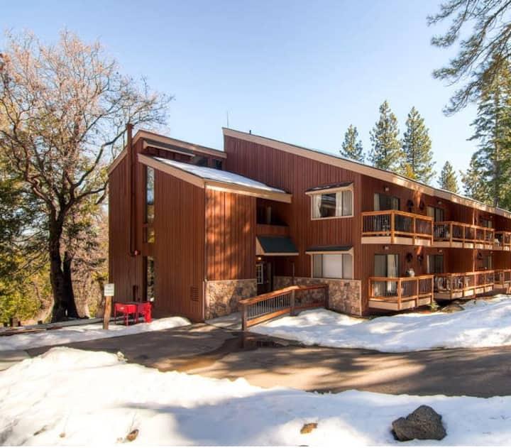 Yosemite Loft Condo