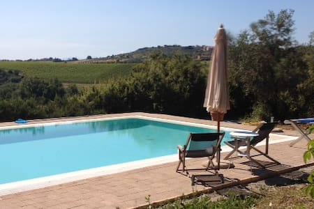 Your Home in Tuscany, 20 minutes from Florence! - Hus