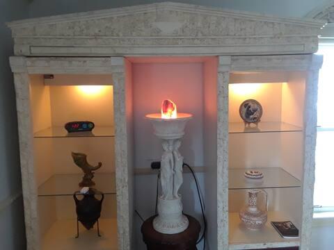 Old  Parsonage  BNB-Olympus Room