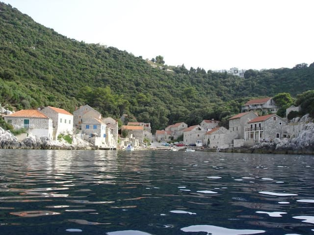Beautiful apartments in Lastovo - Lastovo - Apartamento