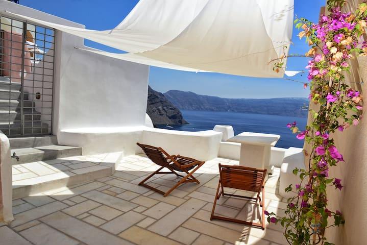 Argosuites Oia, Cave house Atalanta - Santorini - House