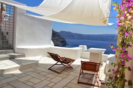 Argosuites Oia, Cave house Atalanta - Santorini