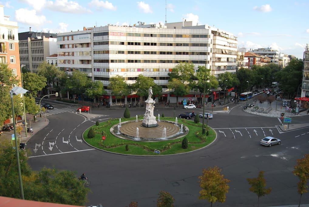 Quevedo Square