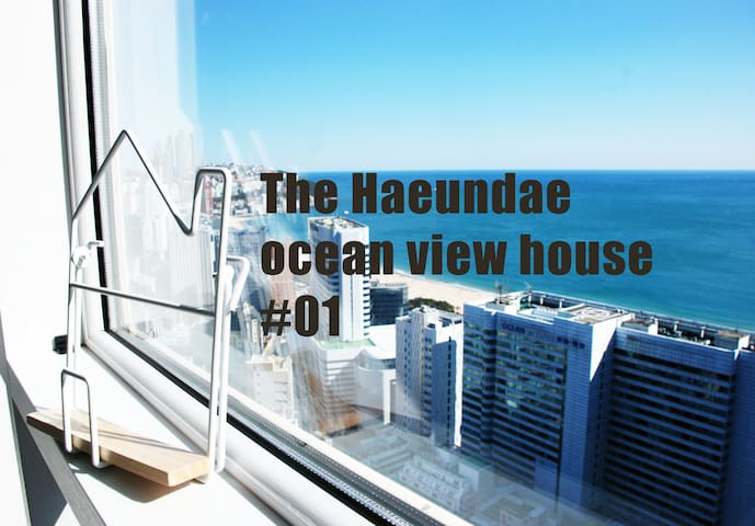The Haeundae #01 Ocean view house - Haeundae-gu - Appartement