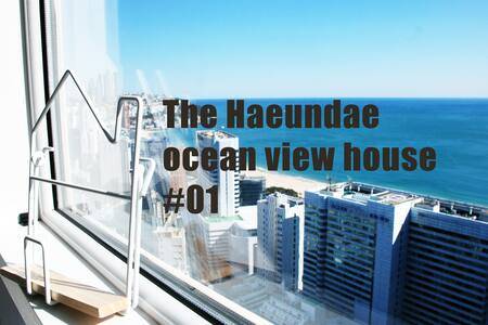 The Haeundae #01 Ocean view house - Haeundae-gu - Apartment