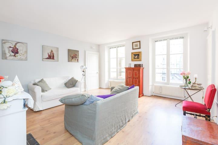 Nice Room-central/Montmartre/Opera