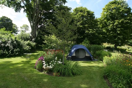 Camping Site at Evernest 2