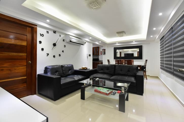 Downtown apartment in Santo Domingo
